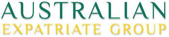 Australian Expatriate Group - New Logo