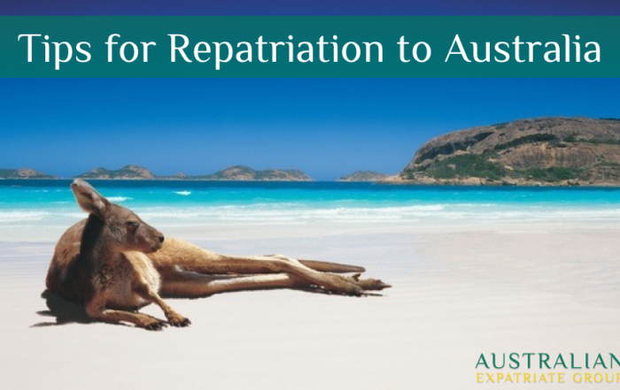 What is your take on Repatriation?