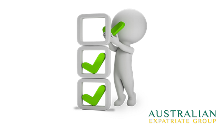 New to Singapore Australian Expat Checklist - Australian Expatriate Group