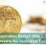 Australian Budget Overview for Expats - Australian Expatriate Group