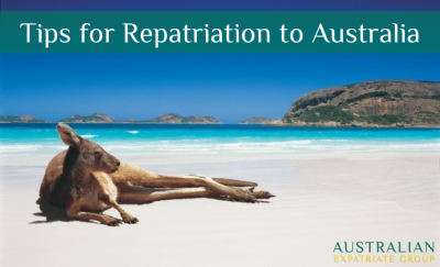 Your Australian Repatriation Strategy - What you need to know