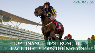 Finance Tips for Melbourne Cup 2016 - Australian Expatriate Group - Financial Advice for Australian Expats in Singapore