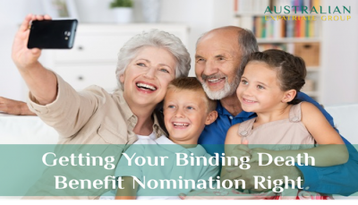 Getting Your Binding Death Benefit Nomination Right
