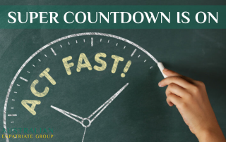 Super Countdown - 14 Weeks to Get Sorted - Australian Expatriate Group - Fee-Based Financial Planners for Australians Expats in Singapore
