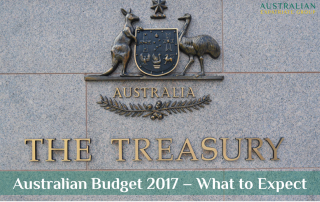 Australian Budget 2017 - What You Can Expect - Australian Expatriate Group - Fee-Based Financial Planners for Australian Expats in Singapore
