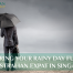 Preparing for Rainy Days as an Aussie Expat - Australian Expatriate Group - Financial Planners for Aussie Expats in Singapore