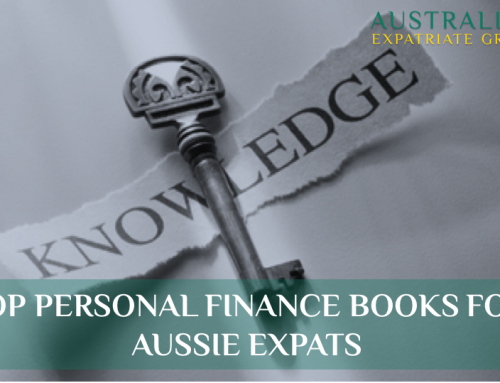 Personal Finance Books for Aussie Expats